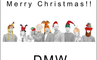 Merry Christmas from DMW Architects!