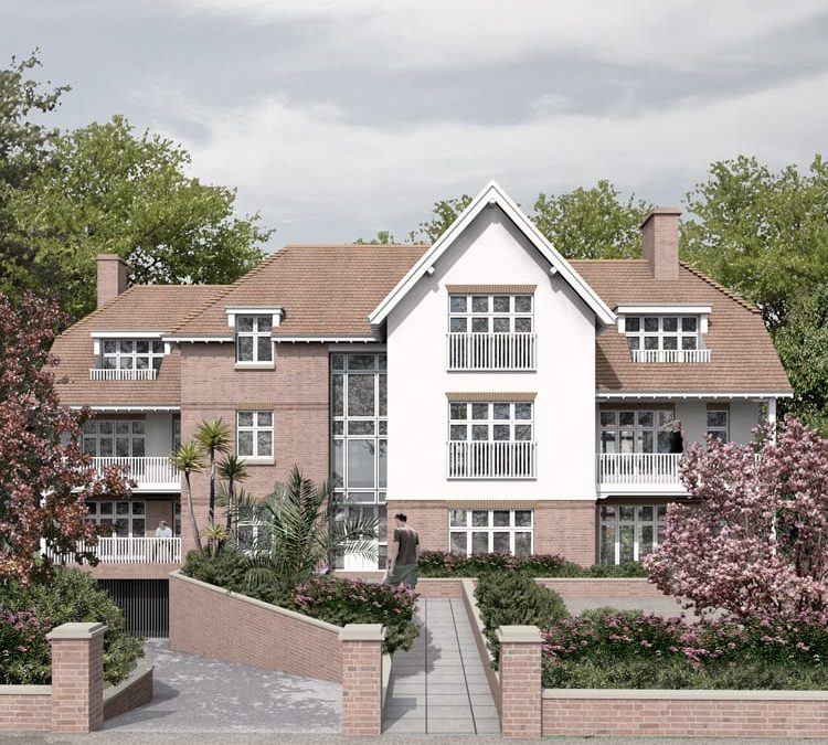 Planning Application for 12 new apartments in Poole
