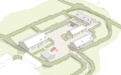 Planning Consent for 3 new dwellings in Green Belt!