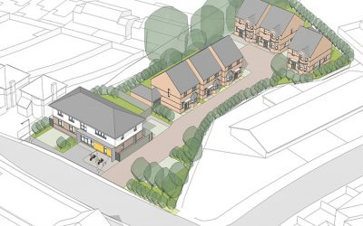 Mixed use planning consent granted