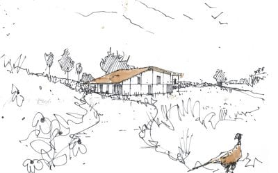 Planning Consent for 'Passivhaus' in the Open Countryside